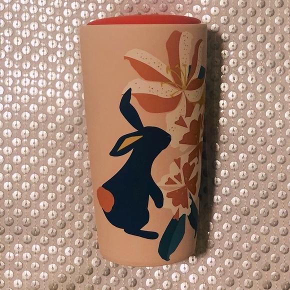 🌸STARBUCKS 12 oz Spring Ceramic Tumbler